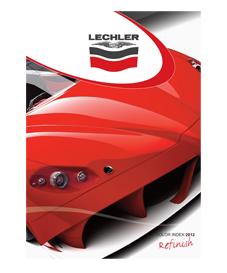 Lechler auto boje - farbara Beograd - Europa 3M