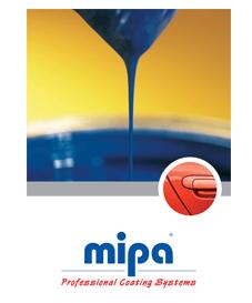 Mipa - auto boje - boje i lakovi - farbara Beograd - Europa 3M