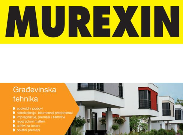 Europa 3M farbara Beograd - Murexin