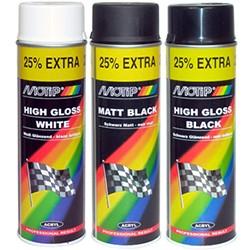 Auto boje i lakovi u spreju, punimo sprejeve u boji vašeg vozila